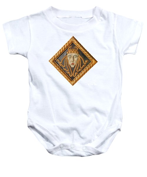 Medusa Baby Onesie by Photo Researchers