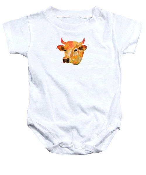 Dairy Queen Baby Onesie by Art Spectrum