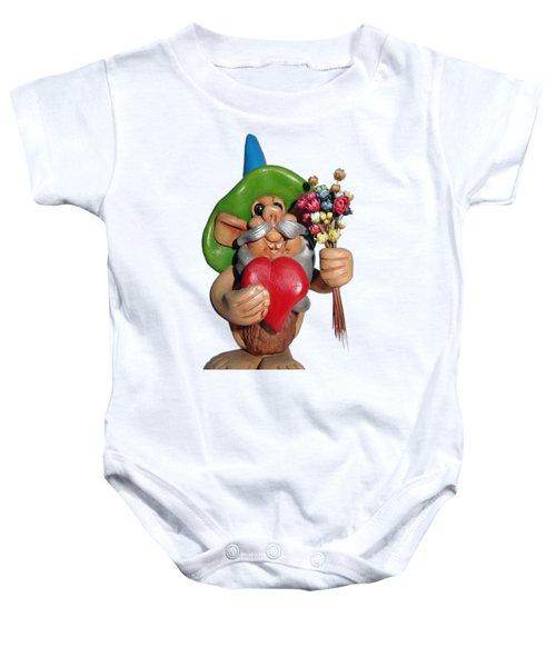 Elf Baby Onesie by Ariel Pedraza