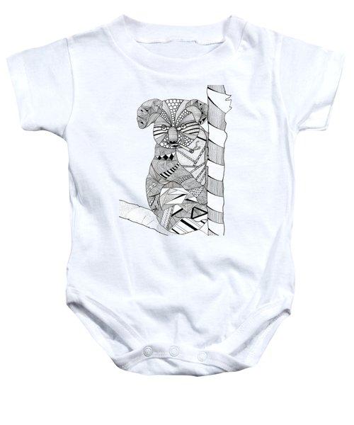 Goo Baby Onesie by Serkes Panda