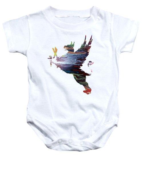 Griffon Baby Onesie by Mordax Furittus