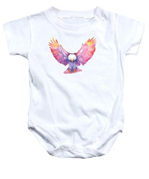 Healing Wings Baby Onesie by Cindy Elsharouni