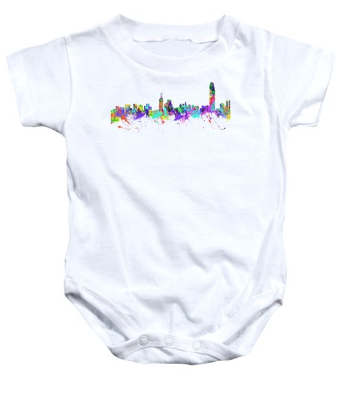 Hong Kong Baby Onesie by Chris Smith