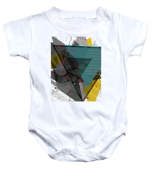 Let There Be Light Baby Onesie by Don Kuing