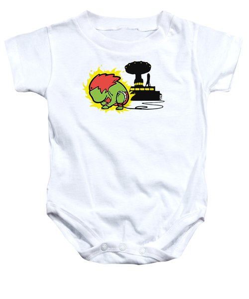 Monster Baby Onesie by Opoble Opoble