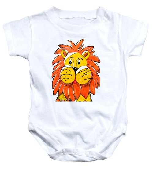 Mr. Lion Baby Onesie by Tami Dalton