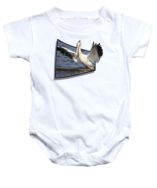 Spread Your Wings Baby Onesie by Shane Bechler