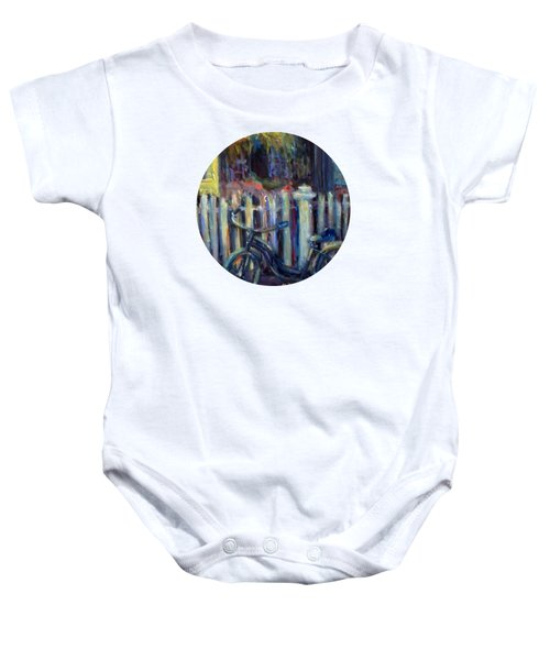 Summer Days Baby Onesie by Mary Wolf