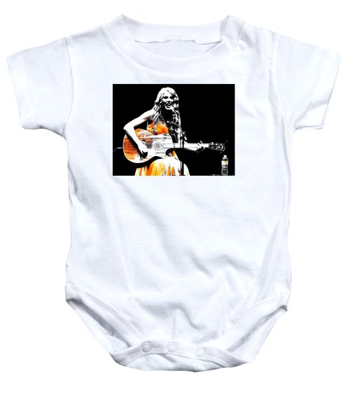 Taylor Swift 9s Baby Onesie by Brian Reaves