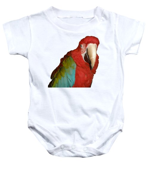 Zazu Baby Onesie by Zazu's House Parrot Sanctuary