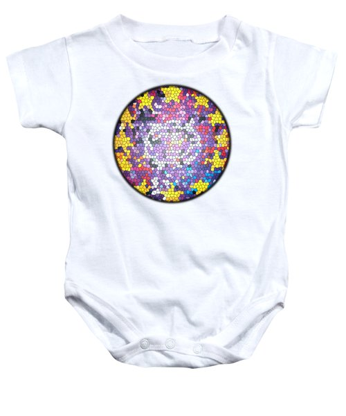 Zooropa Glass Baby Onesie by Clad63