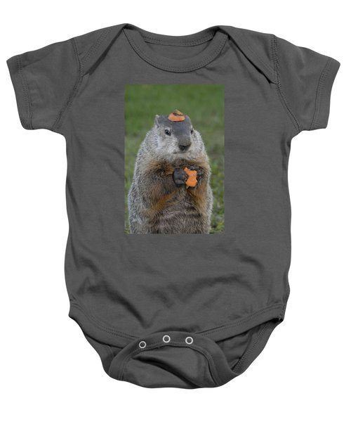 And Have You Looked In The Mirror Lately Baby Onesie by Paul W Faust -  Impressions of Light