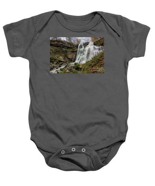 Brandywine Falls Baby Onesie by James Dean