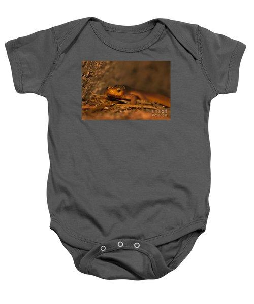 California Newt Baby Onesie by Ron Sanford
