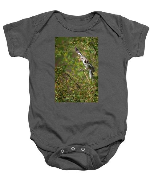 Mockingbird Baby Onesie by Bill Wakeley