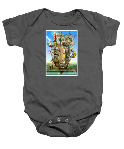 Norah's Ark Baby Onesie by Colin Thompson