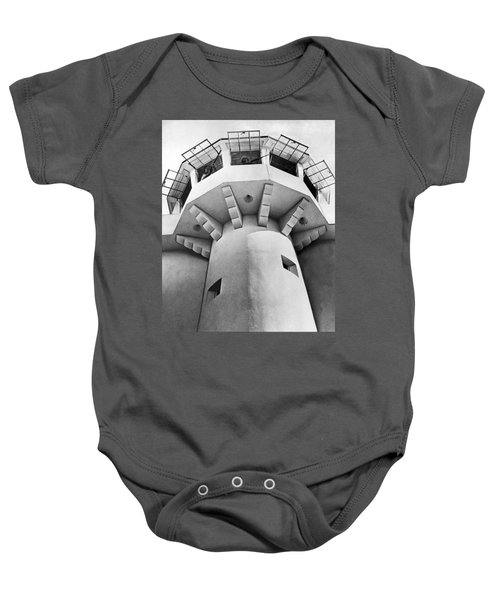 Prison Guard Tower Baby Onesie by Underwood Archives