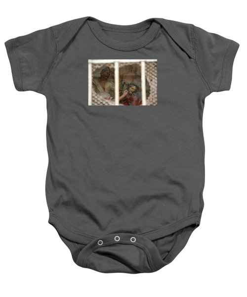 Baby Onesie featuring the photograph Sacri Monti  by Travel Pics