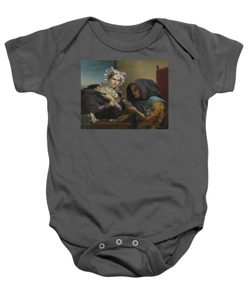 The Fortune Teller Baby Onesie by Adele Kindt