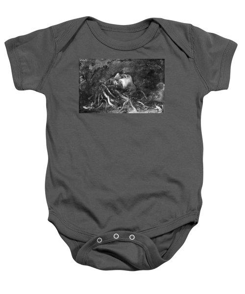 Mythology: Medusa Baby Onesie by Granger