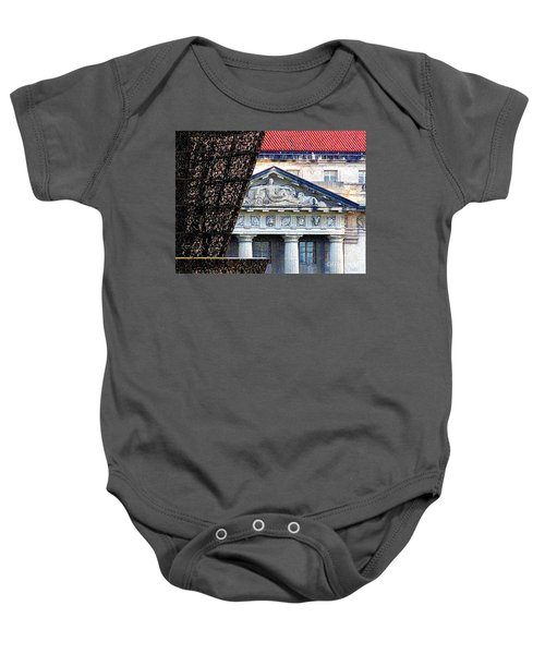 African American History And Culture 5 Baby Onesie by Randall Weidner