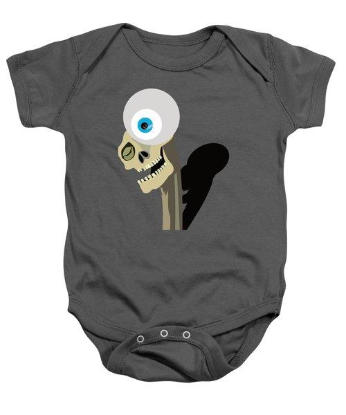 Alfred Kubin Baby Onesie by Michael Jordan