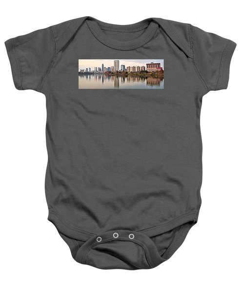 Austin Elongated Baby Onesie by Frozen in Time Fine Art Photography