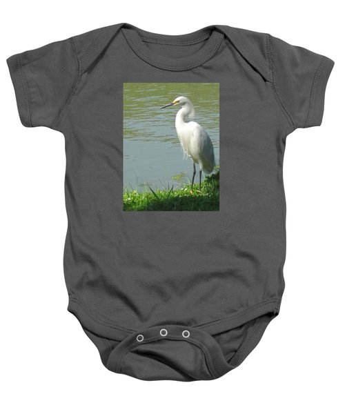 Bird Baby Onesie by Sandy Taylor