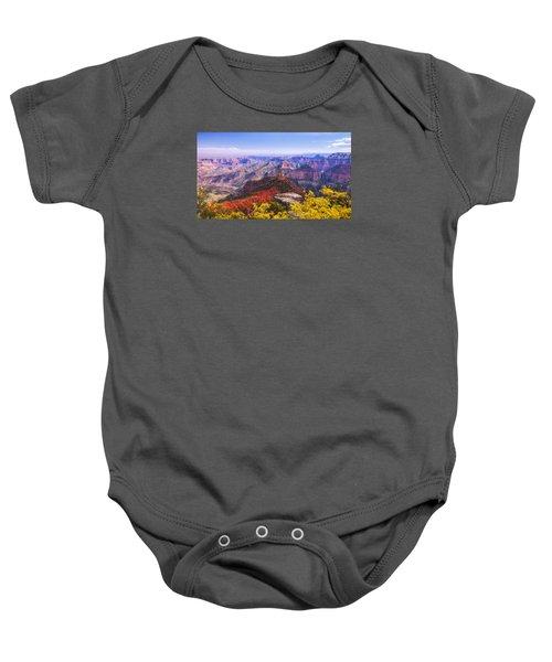 Grand Arizona Baby Onesie by Chad Dutson
