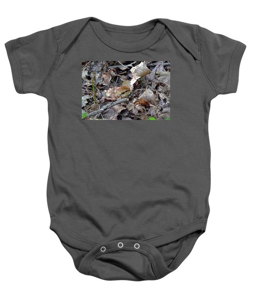 It's A Baby Grouse Baby Onesie by Asbed Iskedjian