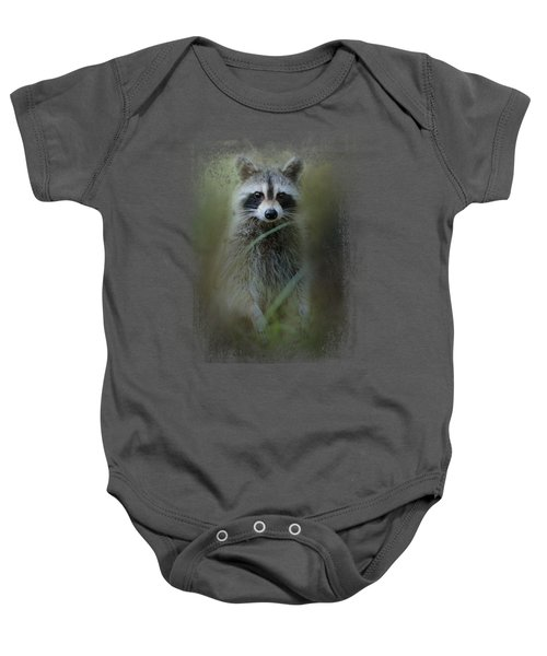 Little Bandit Baby Onesie by Jai Johnson