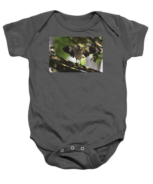 Mockingbird  Baby Onesie by Terry DeLuco