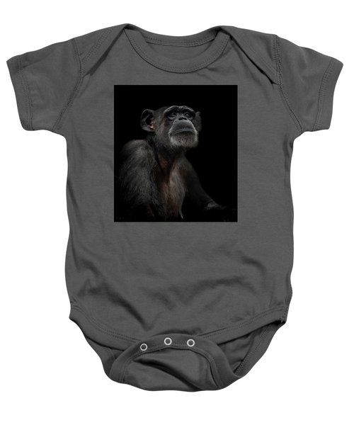 Noble Baby Onesie by Paul Neville