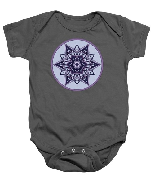 Star Window II Baby Onesie by Lynde Young