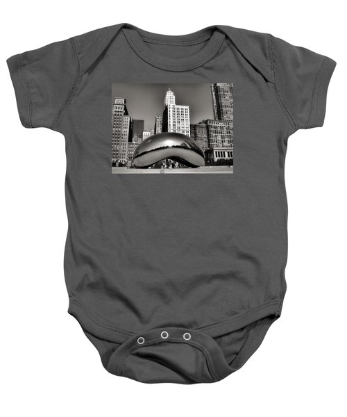 The Bean - 3 Baby Onesie by Ely Arsha