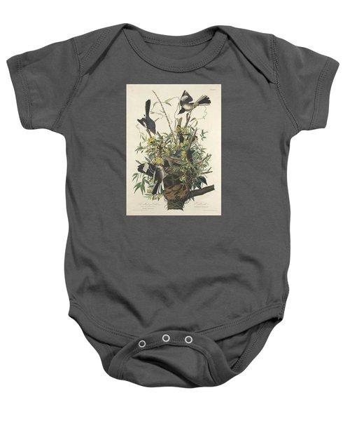 The Mockingbird Baby Onesie by John James Audubon