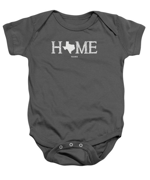 Tx Home Baby Onesie by Nancy Ingersoll
