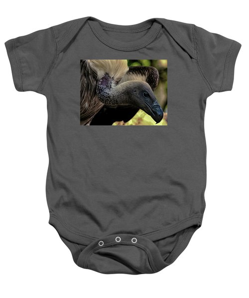 Vulture Baby Onesie by Martin Newman
