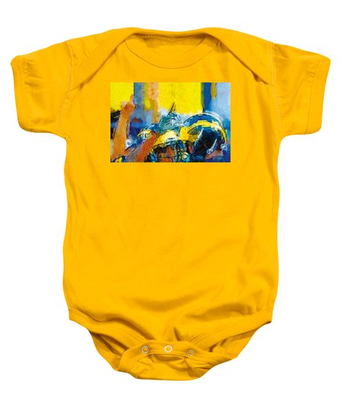 Always Number One Baby Onesie by John Farr