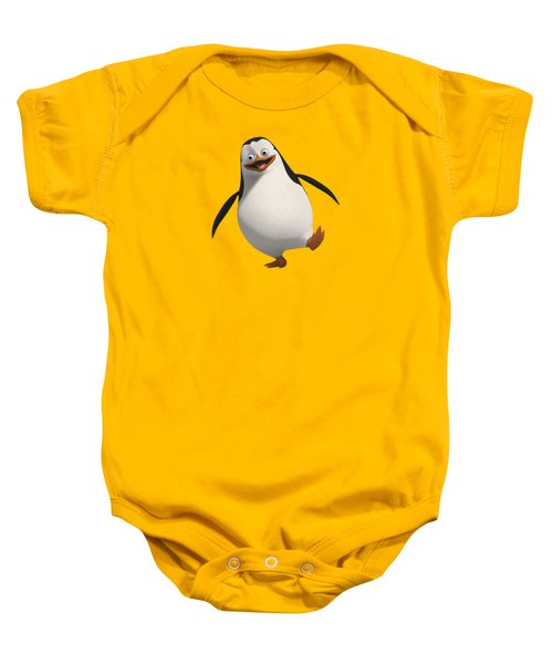 Happy Penguin Baby Onesie by T Shirts R Us -