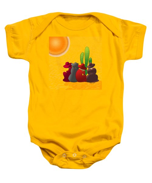 Midday Siesta Baby Onesie by Methune Hively