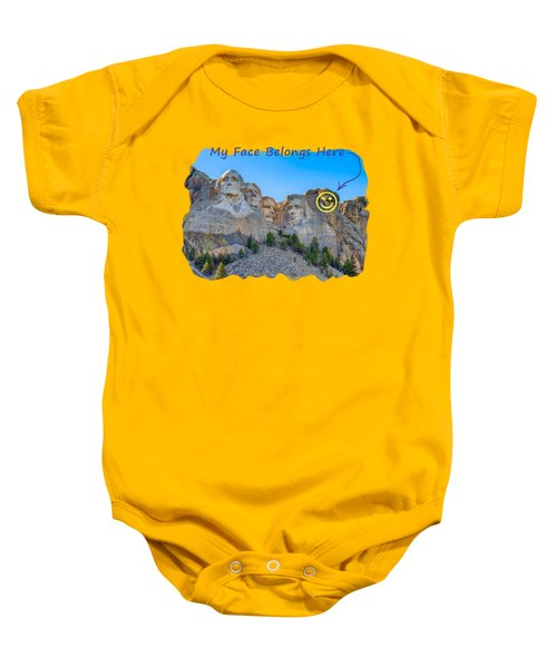 One More Baby Onesie by John M Bailey
