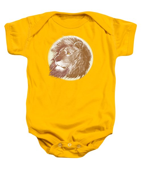 The One True King Baby Onesie by J L Meadows