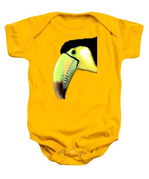 Toucan Do It Baby Onesie by Russ Harris