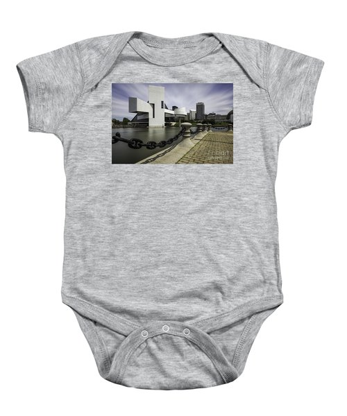Rock And Roll Baby Onesie by James Dean