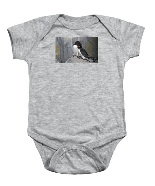 All You Need Is Love... Baby Onesie by Nina Stavlund