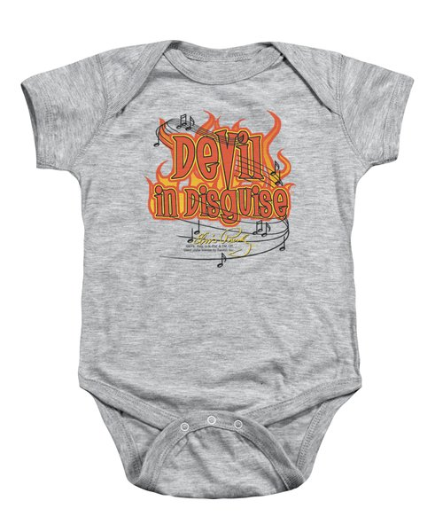 Elvis - Devil Baby Onesie by Brand A