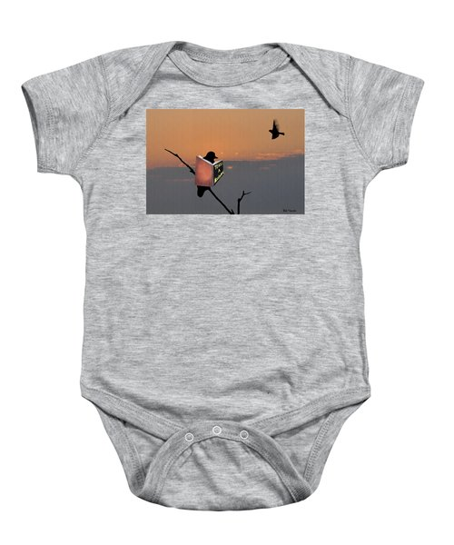 To Kill A Mockingbird Baby Onesie by Bill Cannon