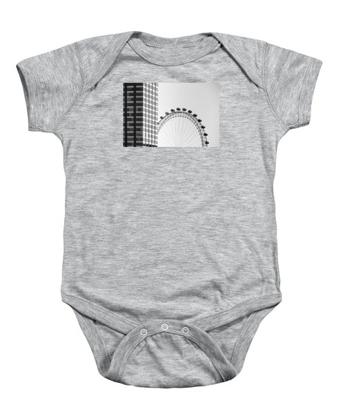 London Eye Baby Onesie by Joana Kruse