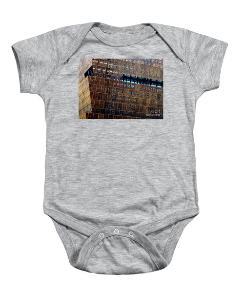 African American History And Culture 3 Baby Onesie by Randall Weidner